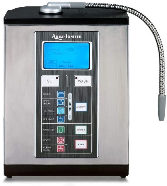 Aqua Ionizer Machine Deluxe 9.0 Pro Alkaline