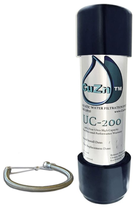 CuZn UC-200 - 50K Ultra High Capacity - Made in USA