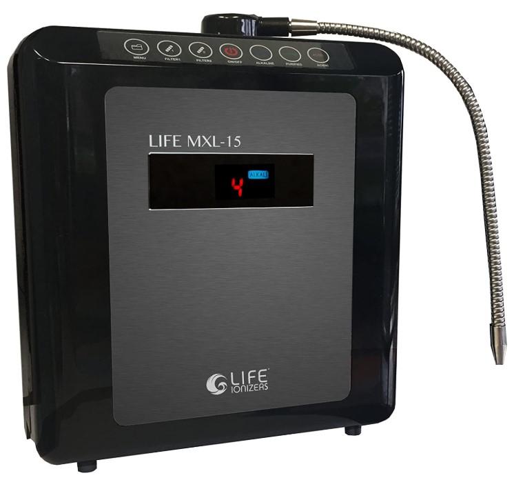 Life Water Machine MXL-15 Counter Top Alkaline