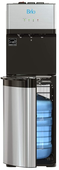Brio Self Cleaning Limited Edition - 3 Temperature Settings - Hot, Cold & Cool Water - UL/Energy Star Approved
