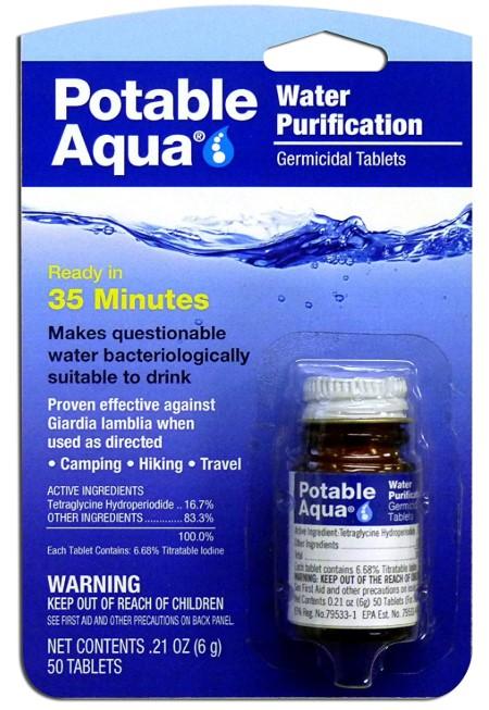 Potable Aqua Germicidal