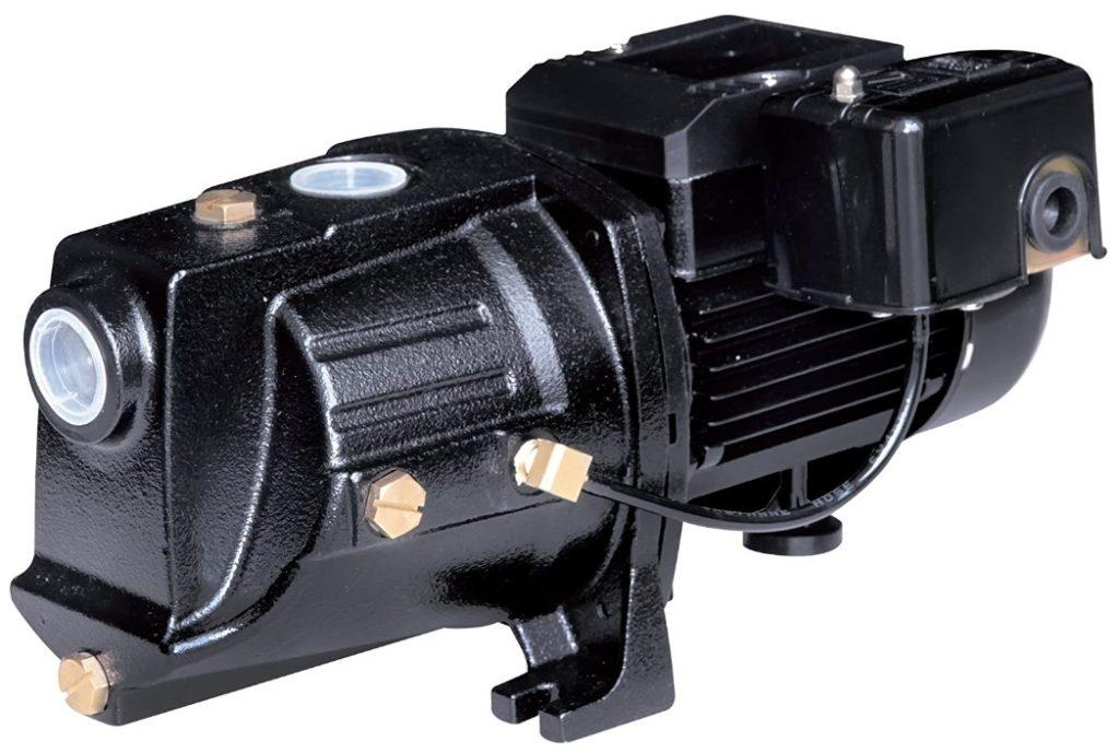 Acquaer SJC075 3/4 HP Dual-Voltage