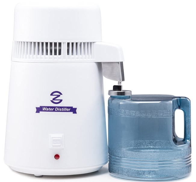 CO-Z Machine for Home Countertop Table Desktop, 4 Liter