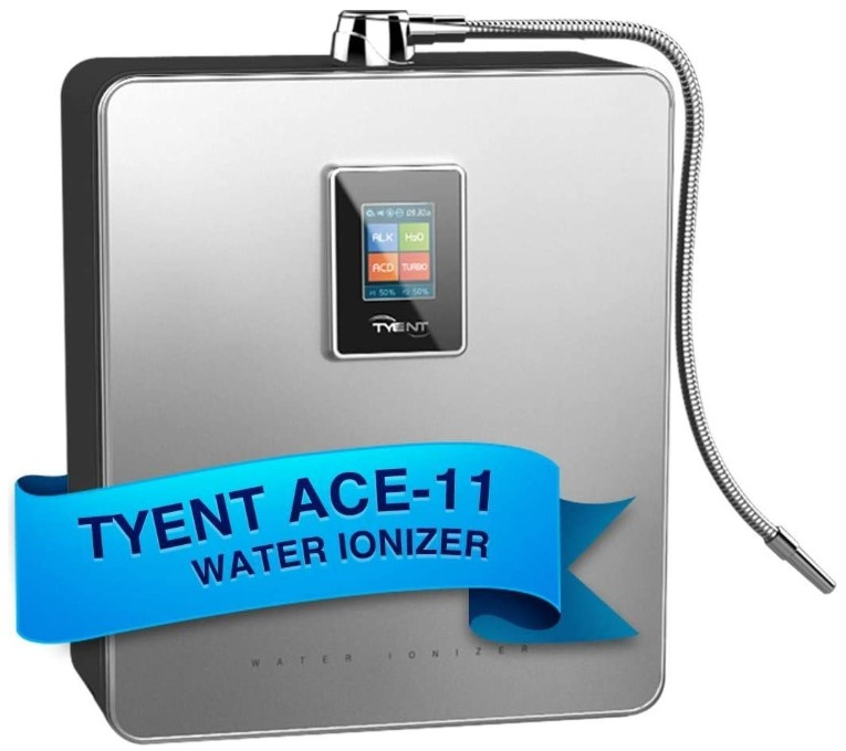 Tyent ACE-11 Turbo Extreme with Hydrogen Boost & Sleek New Design