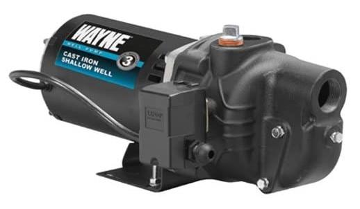 WAYNE SWS50 1/2 HP Cast Iron