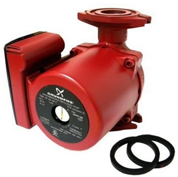 Grundfos 59896155, UP11/25 HP, 115 -Volt, SMALL RED