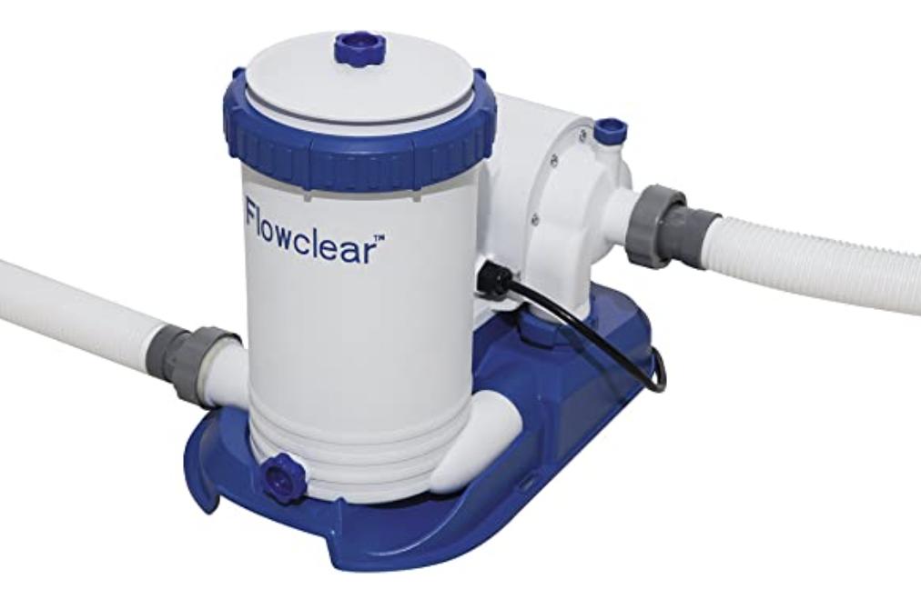 58392E Flowclear 2,500