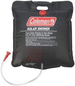 Coleman Solar Gear
