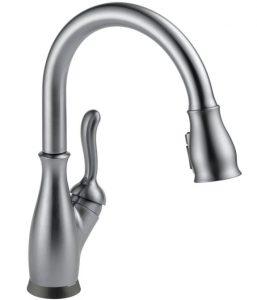 Delta Faucet Leland Single-Handle Touch